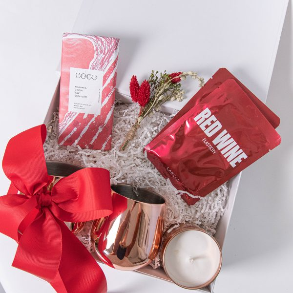 Christmas gift hamper - Thoughtful gifts