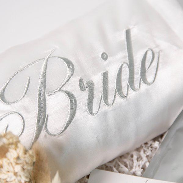 She Said Yes - bride robe