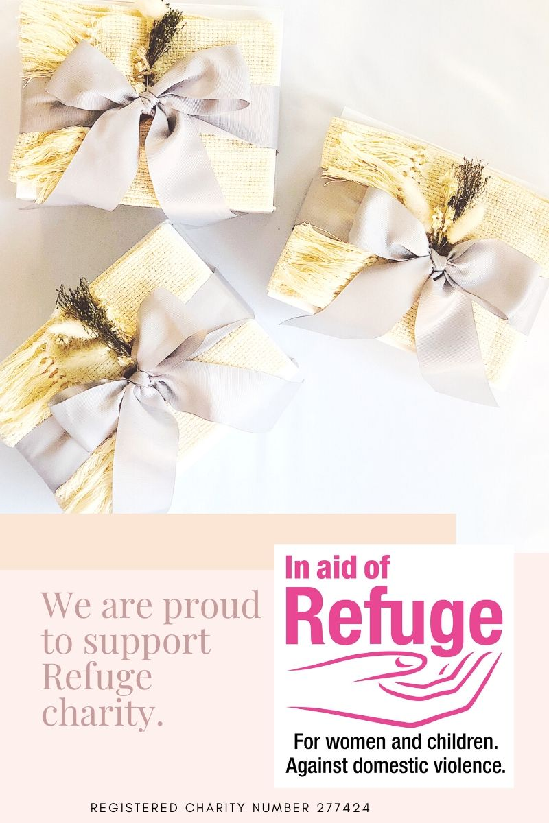 A gift of giving – Supporting Refuge