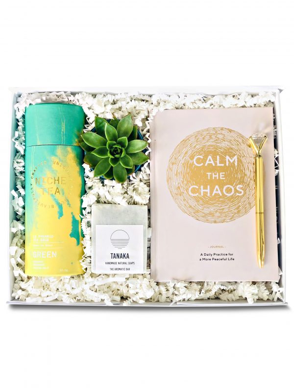 Wellbeing gift box