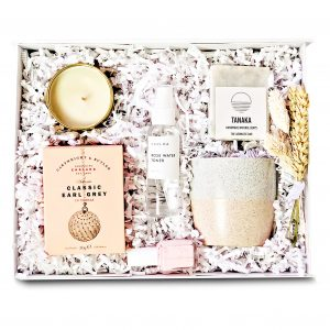 Ultimate spa gift box