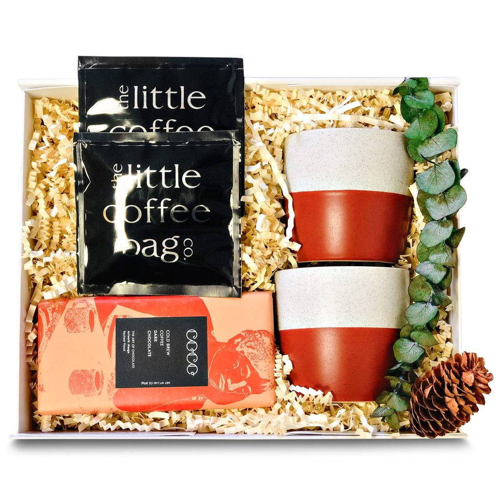 Gift for couples Brew for Two gift box