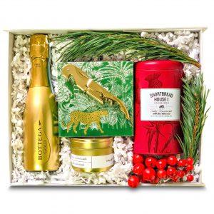 Holiday Cheer - Festive gift box