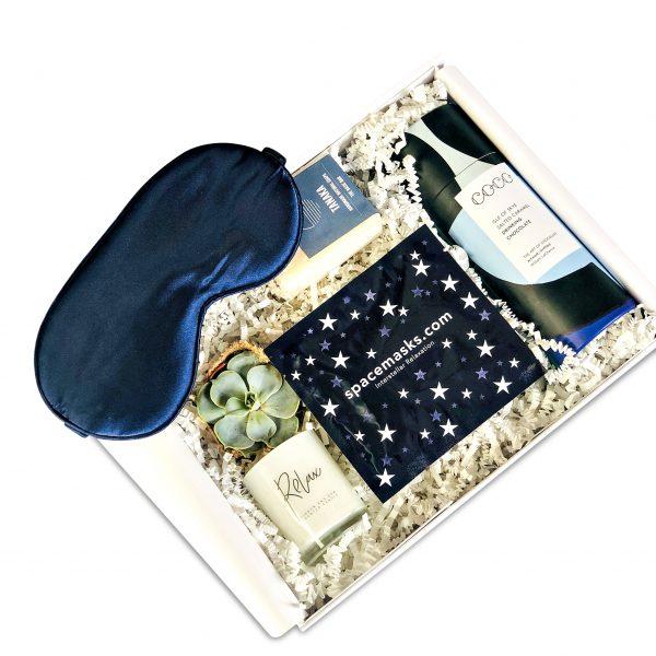 Relaxing gift box