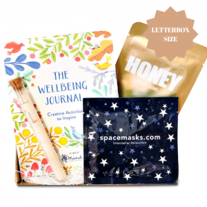 Calming Letterbox Gift with self care items