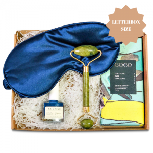 Letterbox gift with pamper items
