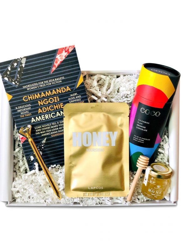 me time gift box | Care package