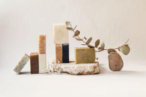 Planet friendly soap bars
