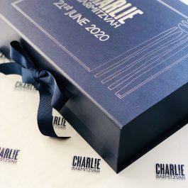 Corporate gifting custom gift box